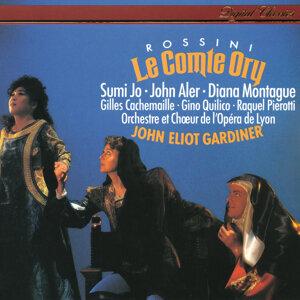 John Eliot Gardiner, Sumi Jo, Diana Montague, John Aler, Choeur de l'Opera National de Lyon, Orchestre de l'Opera National de Lyon 歌手頭像