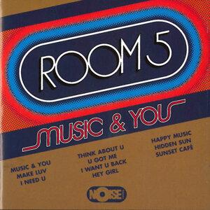 Room 5 歌手頭像