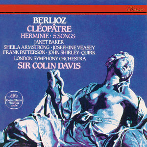Sir Colin Davis, Dame Janet Baker, Sheila Armstrong, John Shirley-Quirk, Josephine Veasey, Frank Patterson, London Symphony Orchestra 歌手頭像