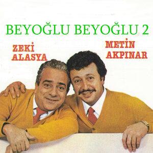 Zeki Alasya, Metin Akpınar 歌手頭像