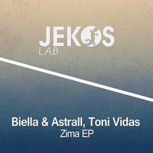 Biella, Astrall, Toni Vidas