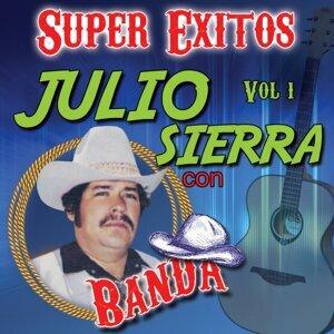 Julio Sierra con Banda 歌手頭像