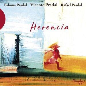 Vicente Pradal, Rafael Pradal, Paloma Pradal 歌手頭像