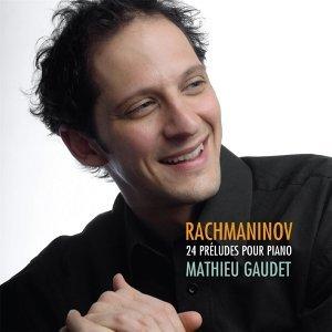 Mathieu Gaudet 歌手頭像