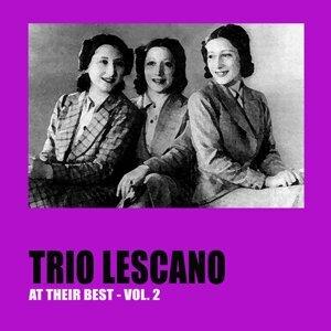 Trio Lescano, Caterinetta Lescano 歌手頭像