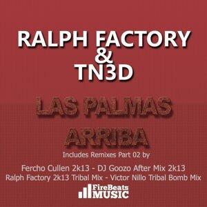 Ralph Factory, TN3D 歌手頭像