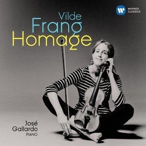 Vilde Frang (薇爾德‧弗朗) 歌手頭像