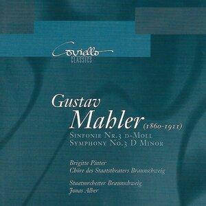 Brigitte Pinter, Jonas Alber, Staatsorchester Braunschweig 歌手頭像