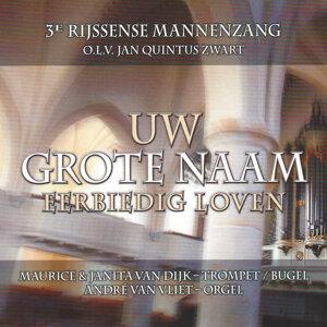 3e Rijssense Mannenzang, Jan Quintus Zwart 歌手頭像