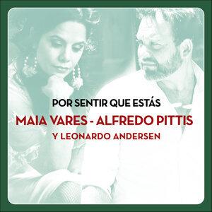Alfredo Pittis, Maia Varés 歌手頭像