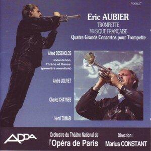 Eric Aubier, Orchestre du Théâtre National de l'Opéra de Paris, Marius Constant 歌手頭像