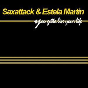 Saxattack, Estela Martin 歌手頭像