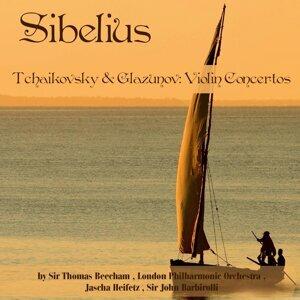 London Philharmonic Orchestra, Sir Thomas Beecham, Jascha Heifetz, Sir John Barbirolli 歌手頭像