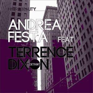 Terrence Dixon, Andrea Festa 歌手頭像