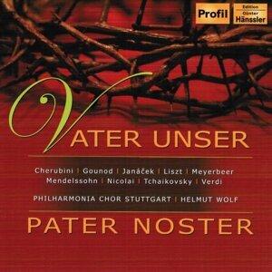 Philharmonia Chor Stuttgart, Helmut Wolf 歌手頭像