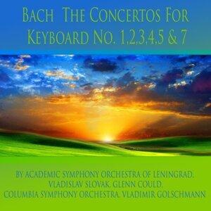 Academic Symphony Orchestra Of Leningrad, Vladislav Slovak, Glenn Could, Columbia Symphony Orchestra, Vladimir Golschmann 歌手頭像