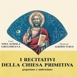 Coro Nova Schola Gregoriana, Alberto Turco 歌手頭像