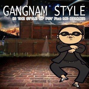 Gangnam Style 歌手頭像