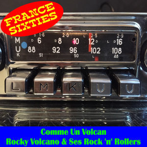 Rocky Volcano, ses rock'n'rollers 歌手頭像
