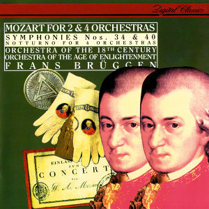Frans Brüggen, Orchestra Of The Age Of Enlightenment, Orchestra Of The 18th Century 歌手頭像
