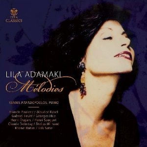 Lila Adamaki 歌手頭像