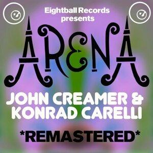 John Creamer, Konrad Carelli 歌手頭像