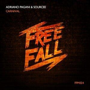 Adriano Pagani, Sourcee 歌手頭像