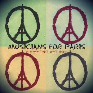 Musicians for Paris 歌手頭像