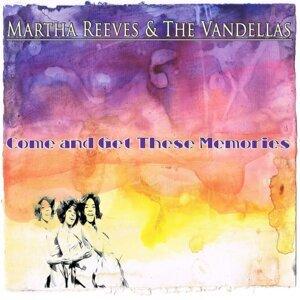 Martha Reeves, The Vandellas 歌手頭像