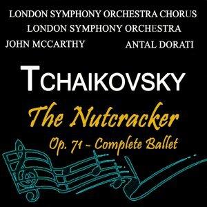 London Symphony Orchestra, Antal Dorati, London Symphony Chorus, John McCarthy 歌手頭像