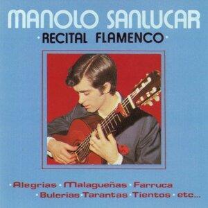 Manolo Sanlucar 歌手頭像
