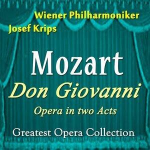 Wiener Philharmoniker, Josef Krips 歌手頭像