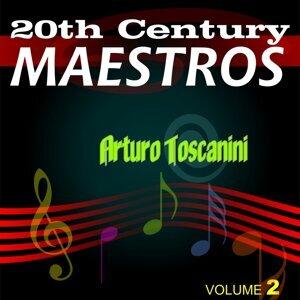 NBC Symphony Orchestra, Artuto Toscanini 歌手頭像