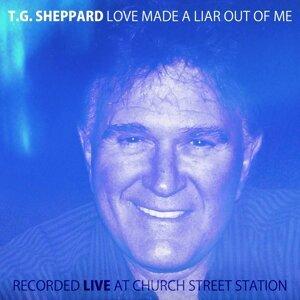 T.G. Sheppard 歌手頭像
