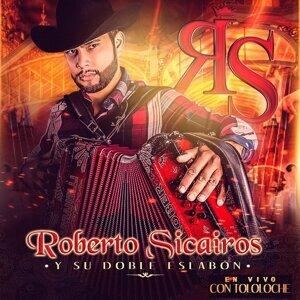 Roberto Sicairos Y Su Doble Eslabon 歌手頭像