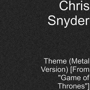 Chris Snyder 歌手頭像