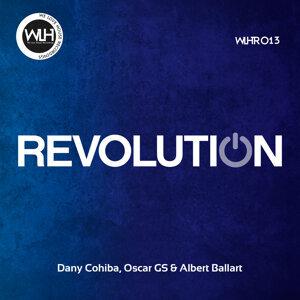 Dany Cohiba, Oscar GS & Albert Ballart 歌手頭像