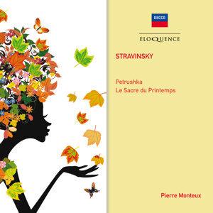 Pierre Monteux, L'Orchestre de la Société des Concerts du Conservatoire de Paris, Julius Katchen 歌手頭像