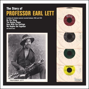 Professor Earl Lett 歌手頭像