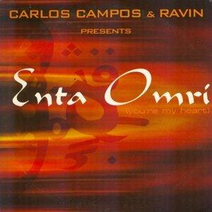 Carlos Campos, Ravin 歌手頭像