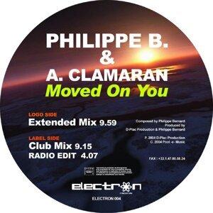 Philippe B, Antoine Clamaran 歌手頭像