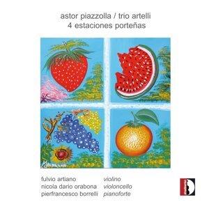 Trio Artelli, Fulvio Artiano, Nicola Dario Orabona, Pierfrancesco Borrelli 歌手頭像