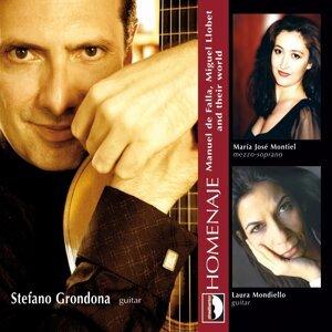 Stefano Grondona, Maria Jose Montiel, Nova Lira Orfeo 歌手頭像