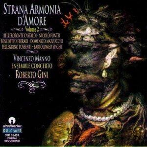 Ensemble Concerto, Roberto Gini, Vincenzo Manno 歌手頭像