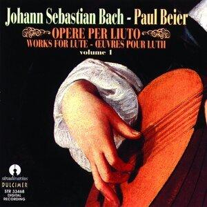 Johann Sebastian Bach, Paul Beier 歌手頭像