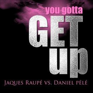 Jaques Raupé, Daniel Pele 歌手頭像