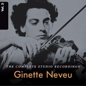 Philharmonia Orchestra, Issay Dobrowen, Ginette Neveu, Jean Neveu 歌手頭像