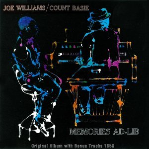 Count Basie and His Orchestera, Joe Williams 歌手頭像