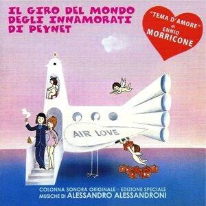 Alessandro Alessandroni, Ennio Morricone 歌手頭像