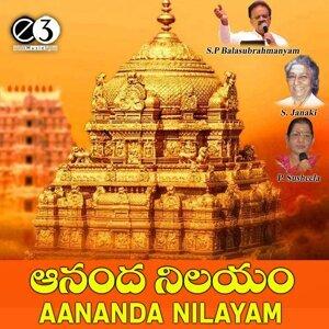 S.P Balasubrahmanyam, P. Susheela, S. Janaki 歌手頭像